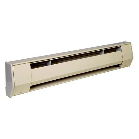 King Electrical 3K2407A 3' 240 Volt 750 Watt Baseboard Heaters
