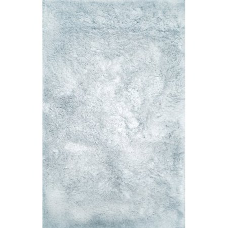 Dynamic Rugs Luxe Handmade 4201 Grey 8x10 Rectangle
