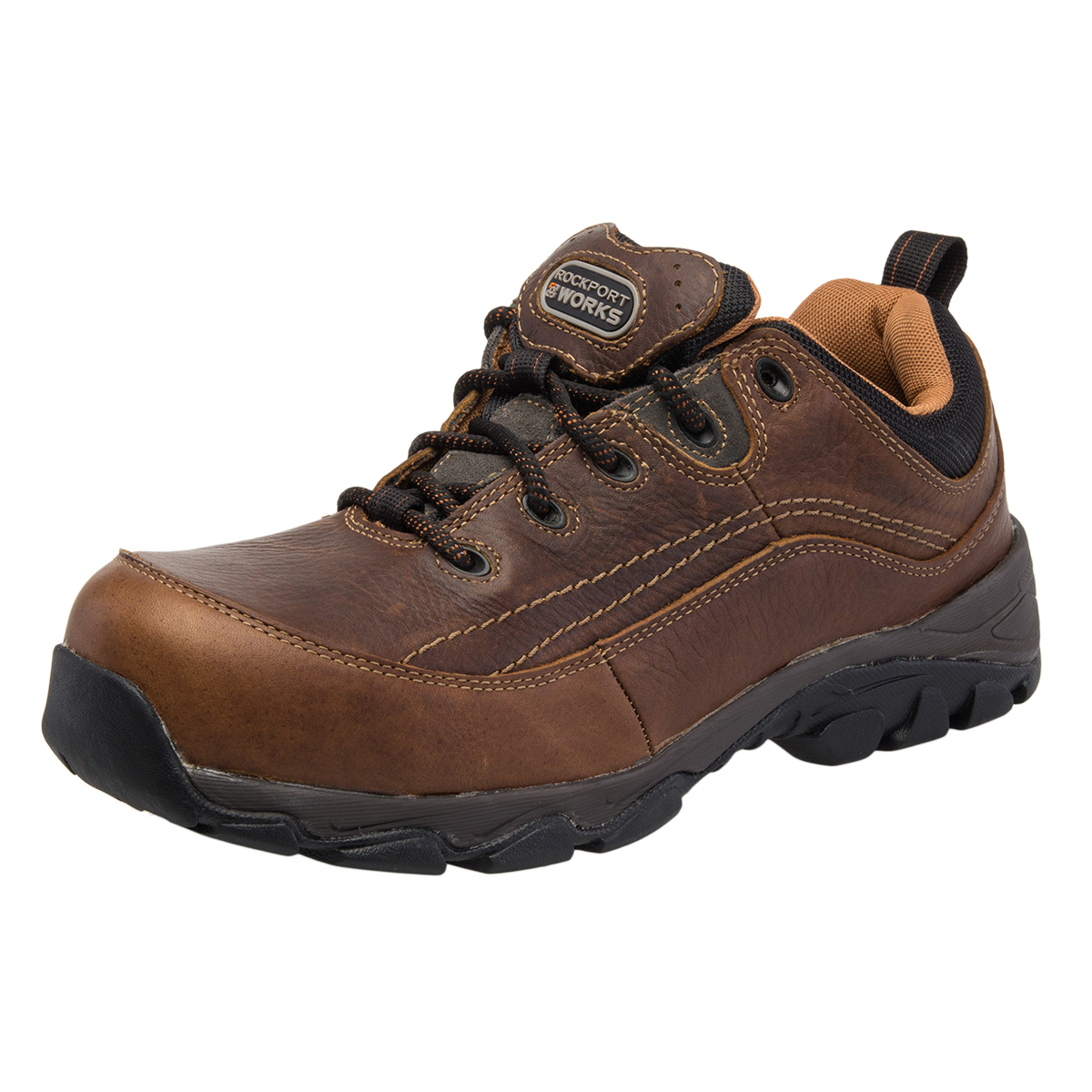 Rockport Men�s Oxford Work Shoes Composite Toe Construction Comfort Waterproof by