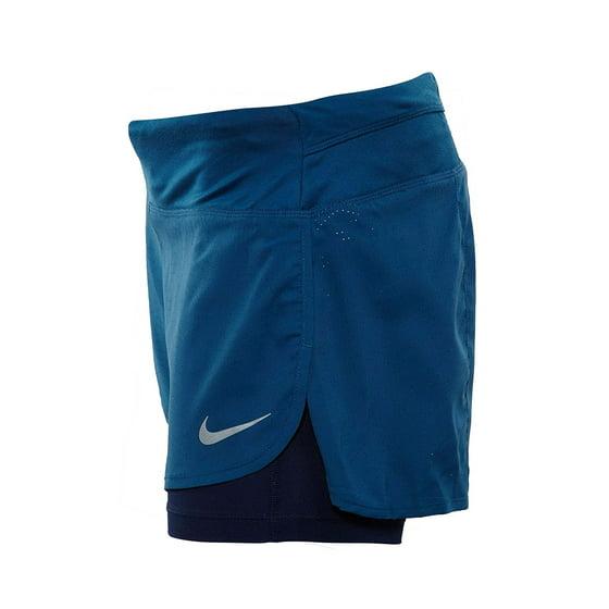 9ead84fd5047 Nike - Nike Women s Dri-Fit Flex 2 In 1 Running Shorts-Industrial ...