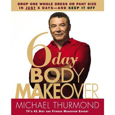 6-Day Body Makeover - eBook