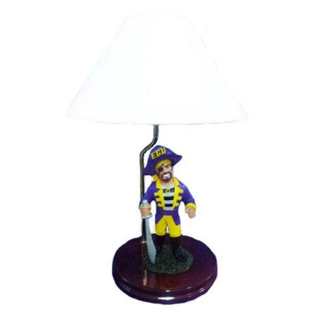 Oxbay Painted NCAA Mascot Lamp