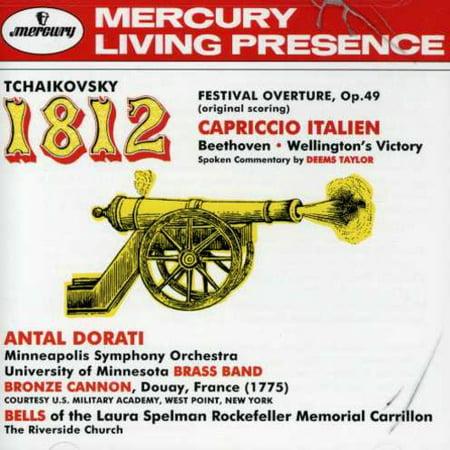 1812 Overture / Wellington's Victory (CD)