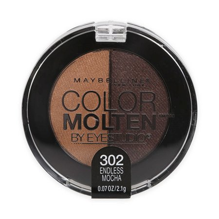 2 of Eye Studio Color Tattoo Leather 24 HR Cream Gel Eyeshadow, Deep Forest, 0.14 Ounce (Pack of 2), BLANK By Maybelline New York (Deep Set Eyes And Eye Shadow)