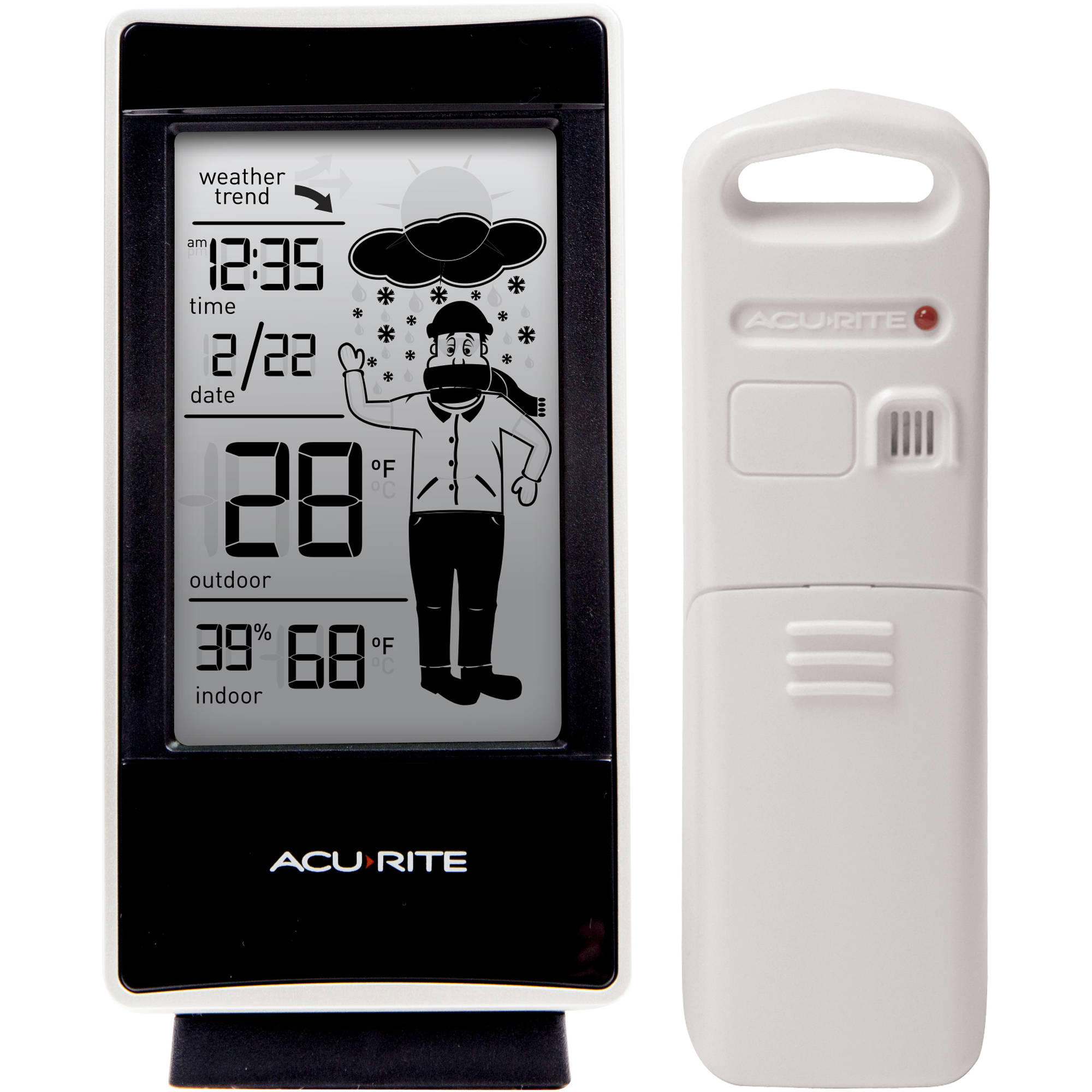 AcuRite What-to-Wear Weather Station by Chaney Instrument Co