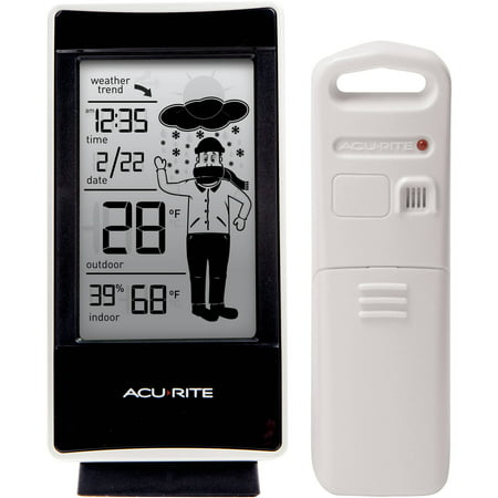 AcuRite What-to-Wear Weather Station - AcuRite What-to-Wear Weather Station - Walmart.com