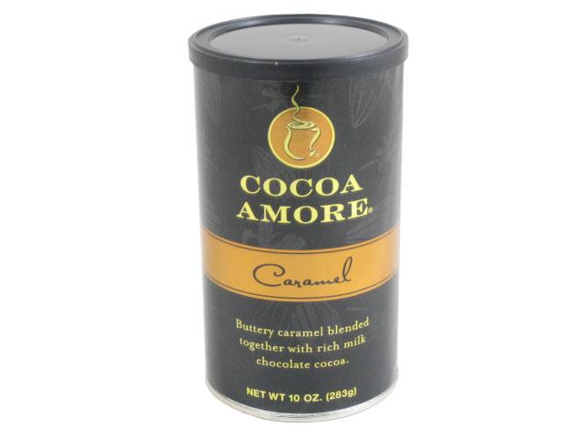 Cocoa Amore Chocolate Caramel Hot Cocoa