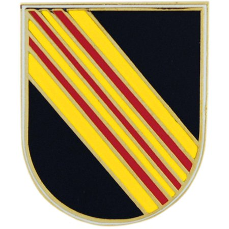 U.S. Army 5th Special Forces Group Pin 1