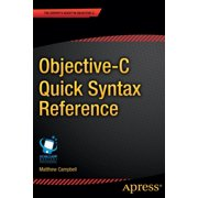 Objective-C Quick Syntax Reference - eBook