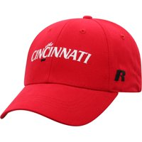 Men's Russell Athletic Red Cincinnati Bearcats Endless Adjustable Hat - OSFA