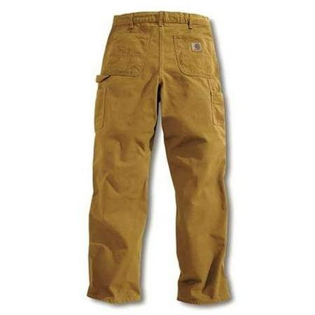 Carhartt Inc 14 Packs 38x34BRN DuckWork Pants (Carhartt Mens Pants)