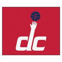 NBA - Washington Wizards Tailgater Rug 5'x6'