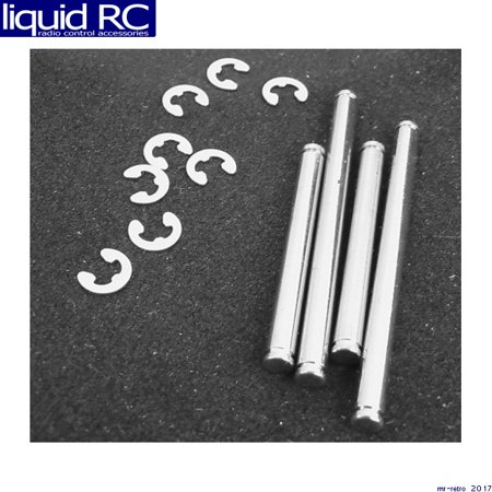 - GPM Racing RNRS4055 HPI RS4 Front Arm Pin Set