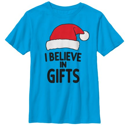 Christmas Boys (Boys' Christmas Believe in Gifts)