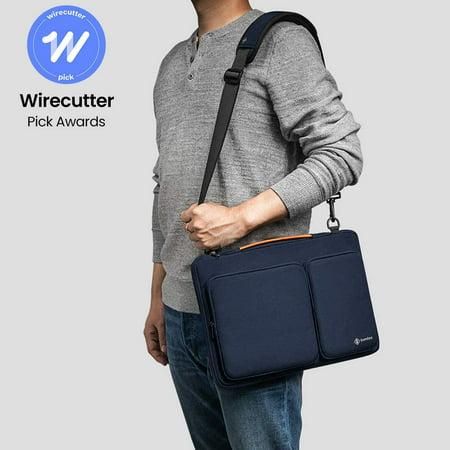 tomtoc Laptop Shoulder Bag for Microsoft Surface Laptop 3/2/1, Surface Book 2/1, 360 Protective Case Fit 13.3 Inch Old - image 4 de 5
