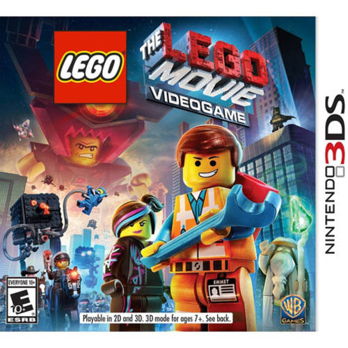 Lego Movie Videogame (Nintendo 3DS) - Pre-Owned
