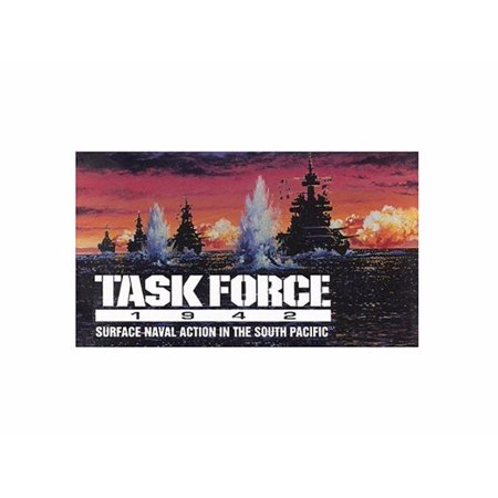 Tommo Inc. Task Force 1942 Is Your Chance To Command A Fleet Of Destroyers, Cruisers, And B