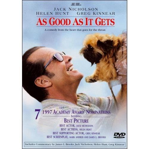 As Good As It Gets (Widescreen)