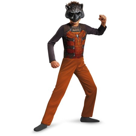 Rocket Raccoon Child Halloween Costume