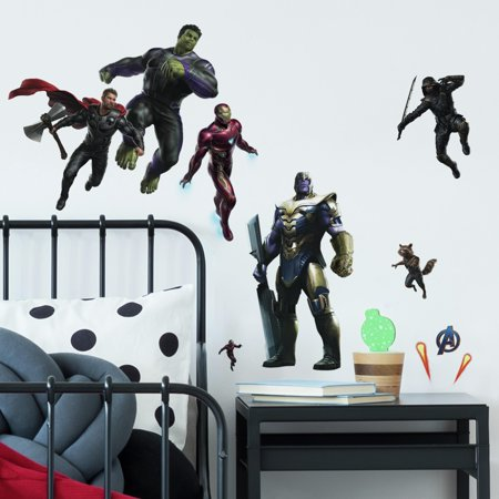 Avengers: Endgame Peel and Stick Wall Decals - Avengers Wall Decal
