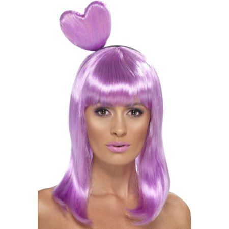 Candy Queen Wig Katy Perry Heart California Gurls Girls Video Pop Womens