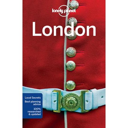Travel guide: lonely planet london - paperback: 9781786573520 (London Map Guide)