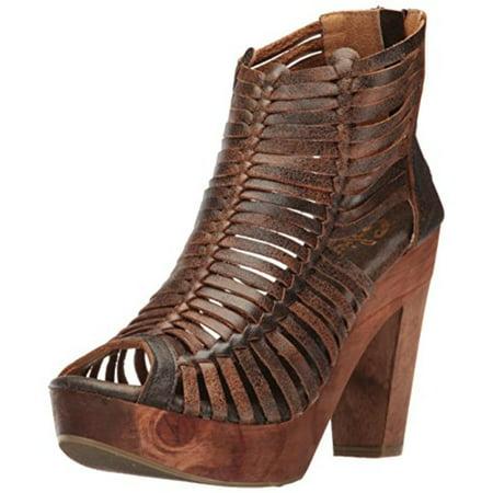 e58c7a74bf45 Sbicca - Womens Yani Huarache Platform Laser Cut Heels - Walmart.com