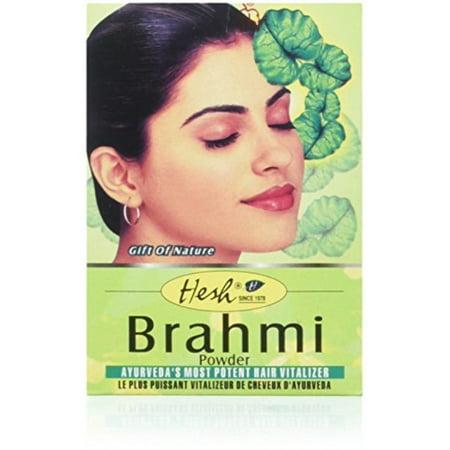 2 X 100G HESH BRAHMI POWDER by Kodiake by USA Brahmi Herb Powder