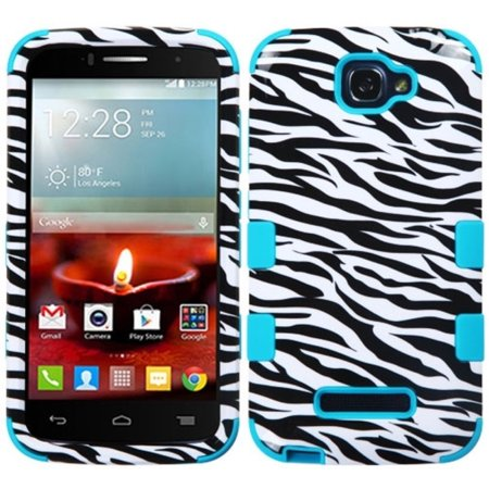 Alcatel One Touch Fierce 2 7040T Phone Case, Alcatel One Touch Fierce 2 7040T Case, by Insten Tuff Ladybugs Hard Dual Layer Rubber Silicone Case For Alcatel One Touch Fierce 2 7040T case cover