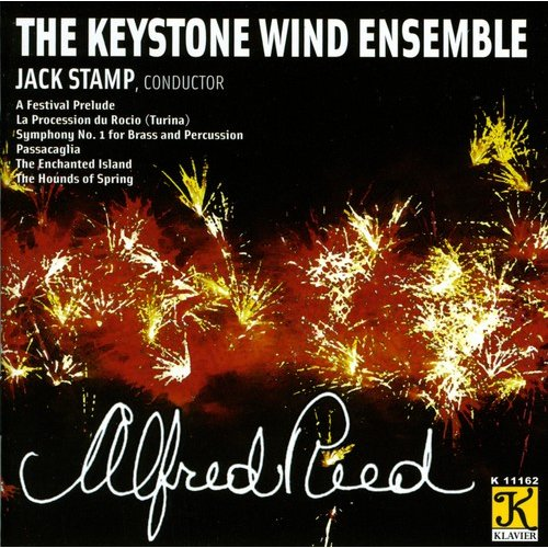 Keystone Wind Ensemble - Jack Stamp Conducts Alfred Reed [CD]
