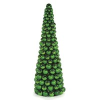 Autograph Foliages A-171830 3 ft. Ball Cone Tree, Green