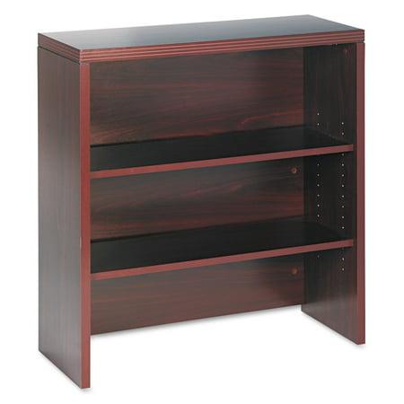 HON Valido 11500 Series Bookcase Hutch, 36w x 14-5/8d x 37-1/2h, Mahogany 11500 Series Bookcase Hutch