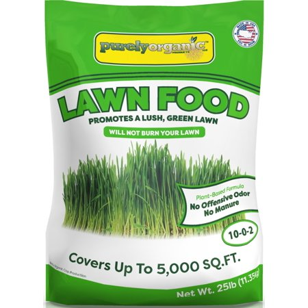 Purely Organic Products LLC. Lawn Food 5,000 sq ft