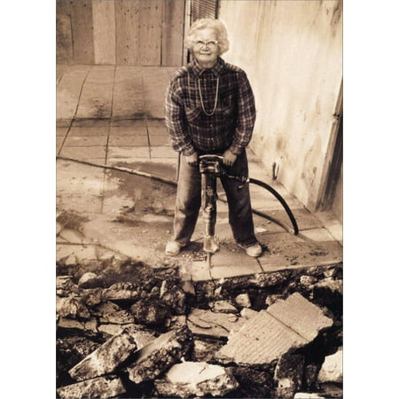 Avanti Press Jack-Hammer Mom Funny / Humorous Mother's Day Card](Mothers Day Cards For Grandma)