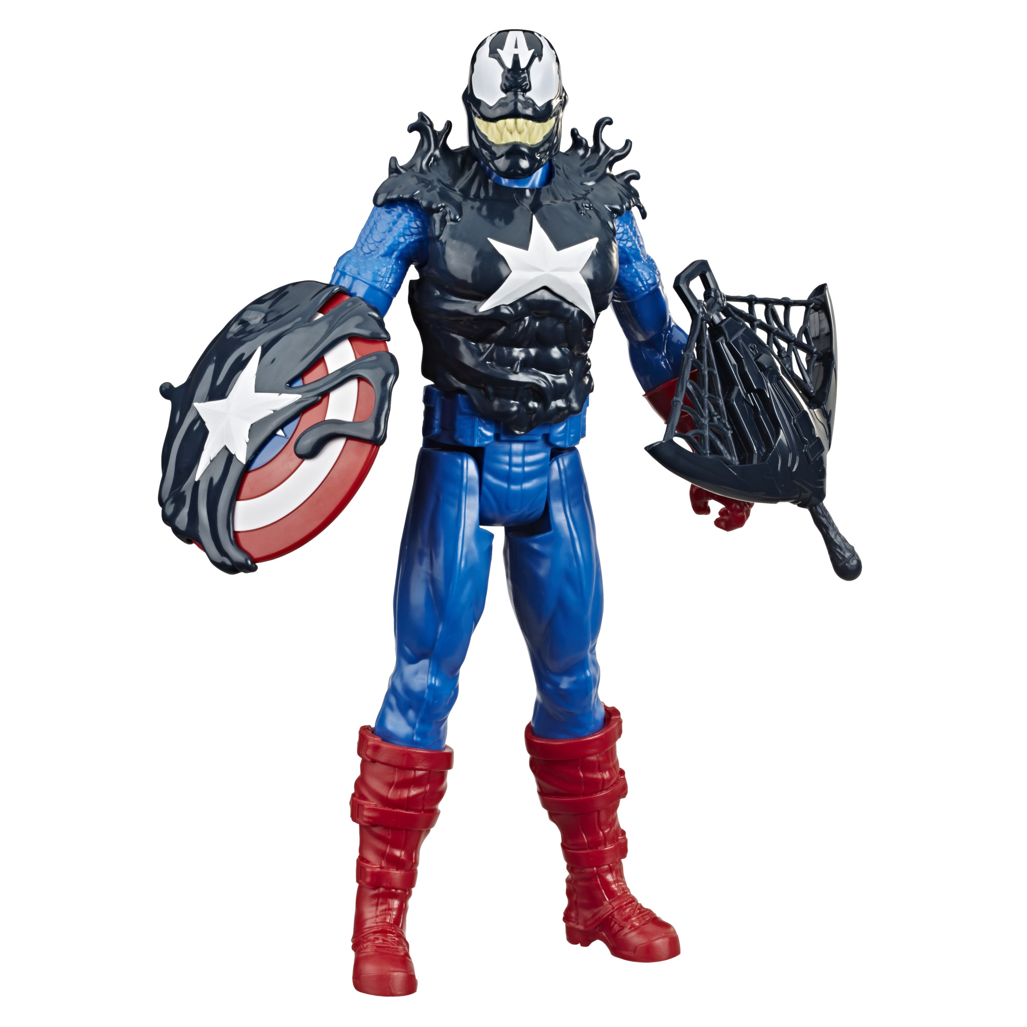 Marvel Spider-Man Bend and Flex 6-Inch Action Figure Ghost-Spider *BRAND NEW*