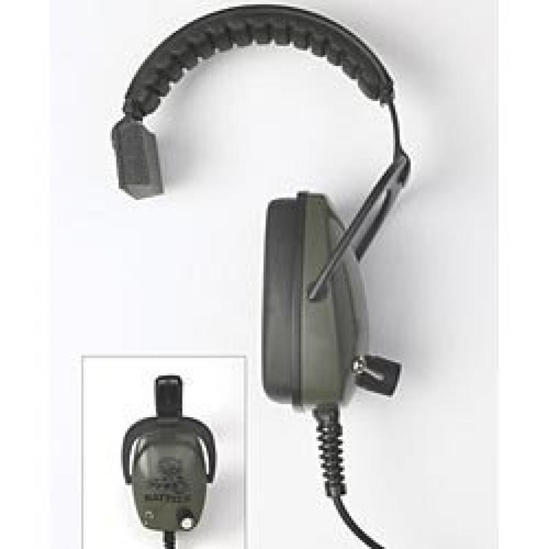 Detectorpro Rattler Metal Detector Headphones by Pro Detector