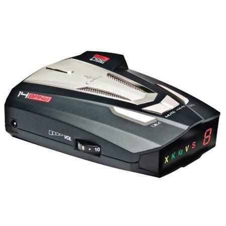 Cobra 14 Band Police Cop Radar Laser Detector w/LaserEye & Voice Alert |  XRS-888