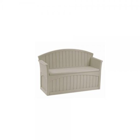 Suncast Pb6700 Patio Bench Light Taupe
