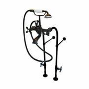 American Bath Factory F100C-OB F100C Free Standing Faucet