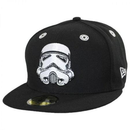 Star Wars Storm Trooper Stargazer 59Fifty Snapback Baseball Hat SIZE: 7 1/4