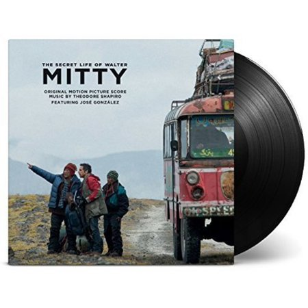 Secret Life of Walter Mitty (Original Score)