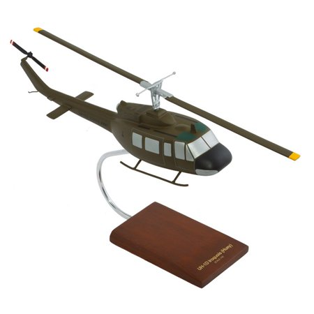 Daron Worldwide UH-1D Iroquois Model Airplane