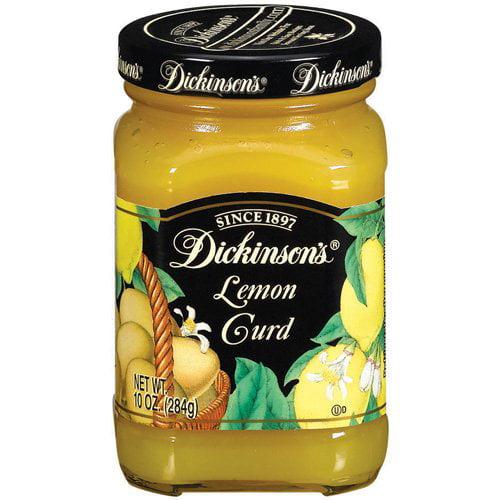 Dickinsons Lemon Curd, 10 oz
