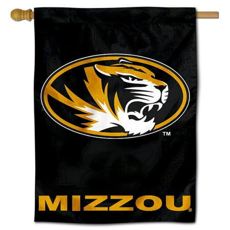 Tigers Indoor Banner Scroll (Missouri Mizzou Tigers 30