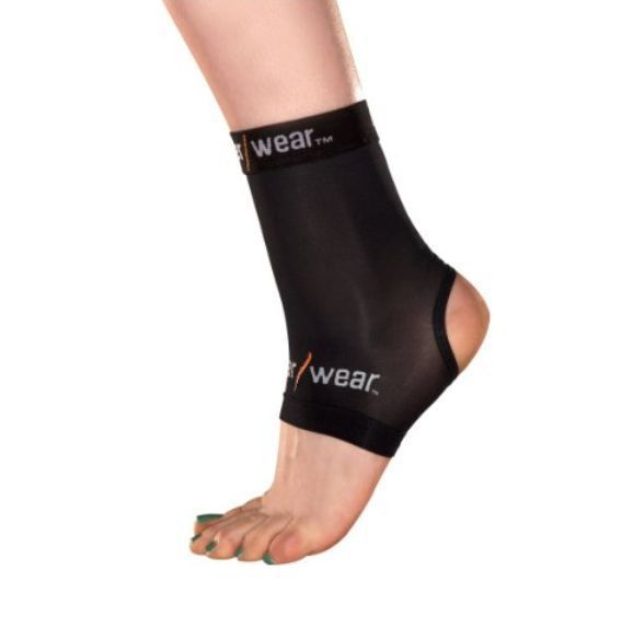 As Seen on TV Copper Fit Foot Relief Compression Sock, Large