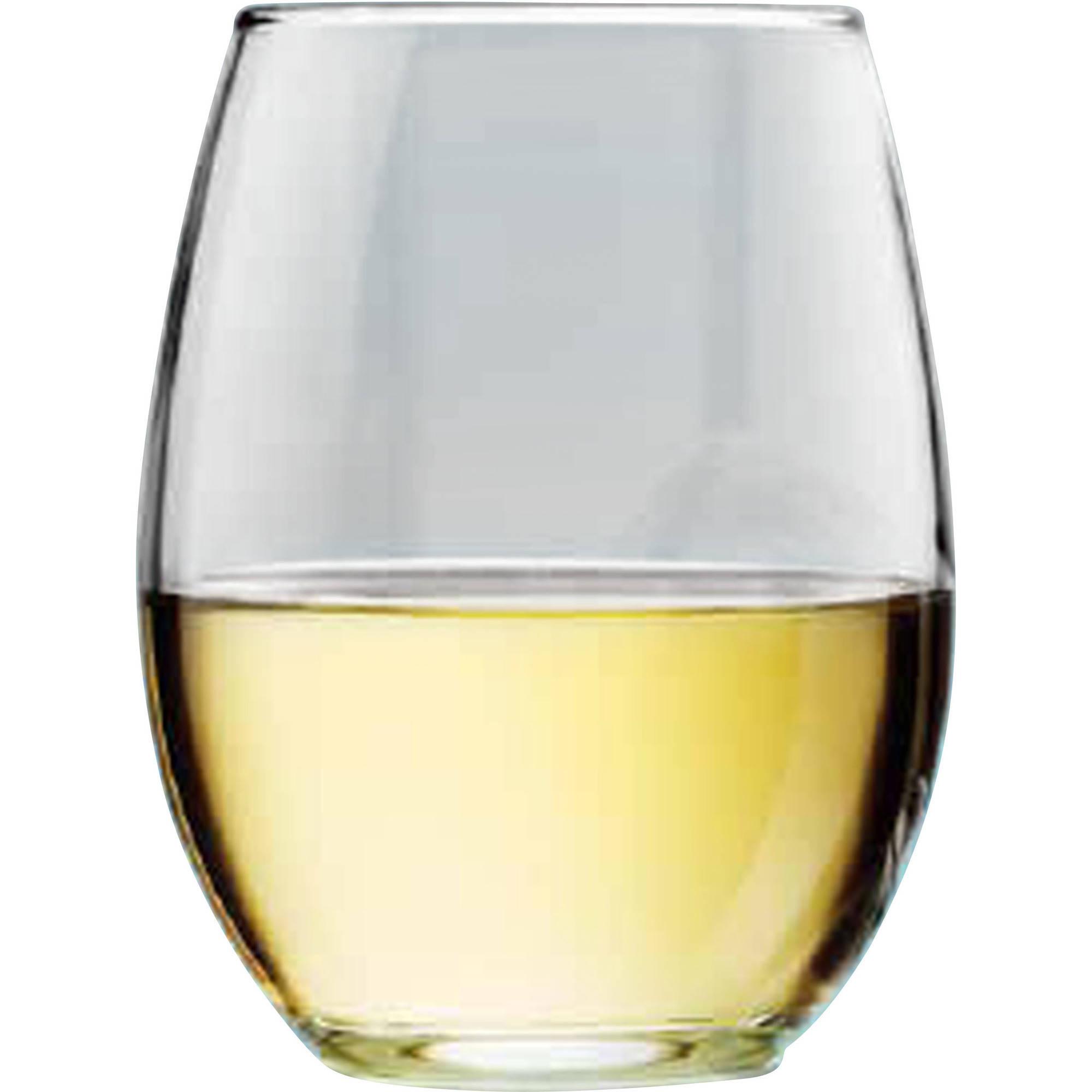 Luminarc 12-piece Stemless Wine Glasses Boxed Set - Walmart.com