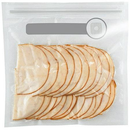 FoodSaver FreshSaver Quart-Size Zipper Bags, 18-Count
