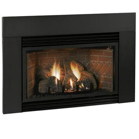 Innsbrook Vent Free Insert With Blower, Natural Gas (Fireplace Blower Insert)