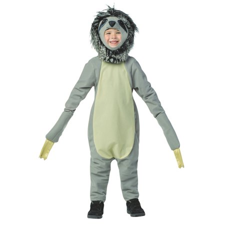 Sloth Toddler Halloween Costume (Sloth Animal Halloween Costume)