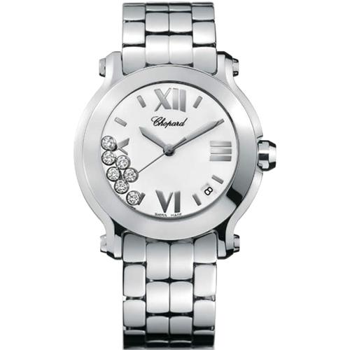Chopard Happy Sport Ladies Watch 278477-3001